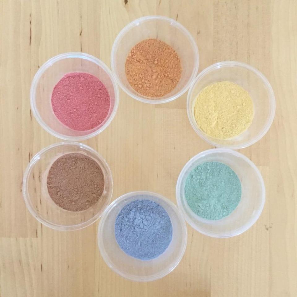 Craft Paint Powder