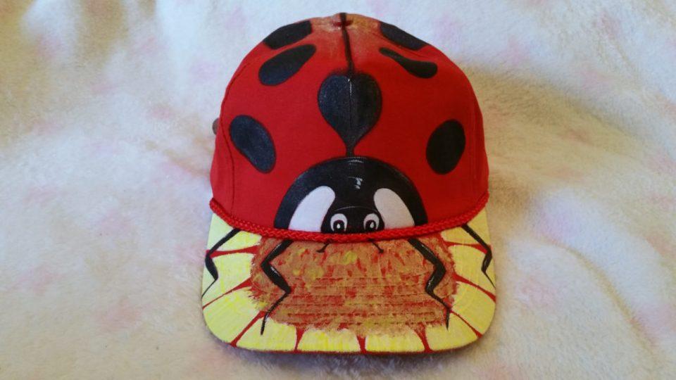 Summer Craft Character Cap