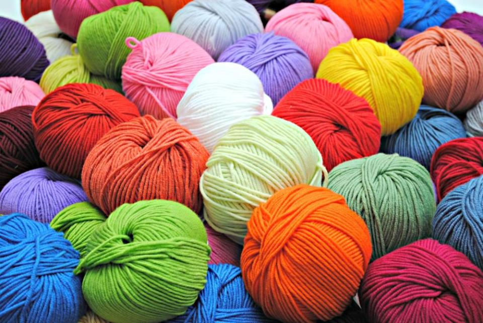 Art and Craft Supplies Yarn