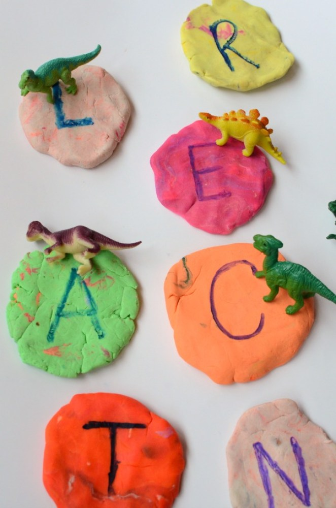 Dinosaur Craft Letter