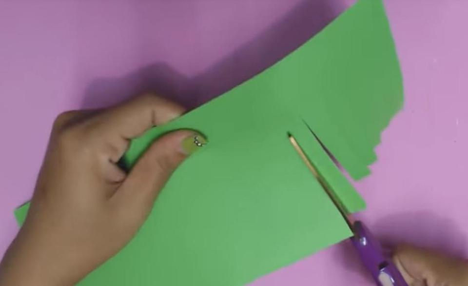 Paper Flowers for Kids Stem