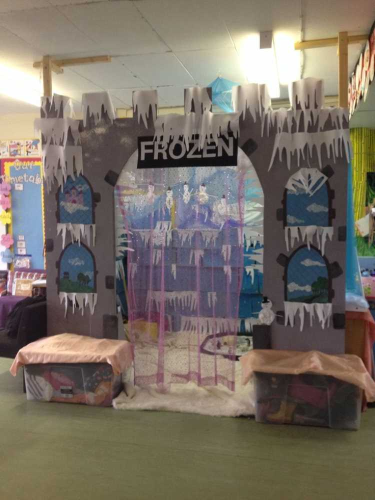 Crafts for Winter Castle