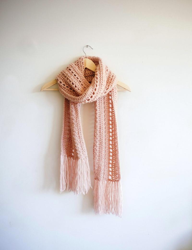 crochet b letter