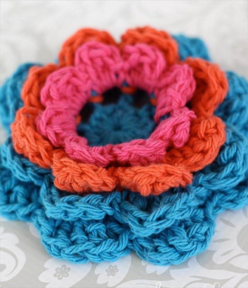 a crochet hook