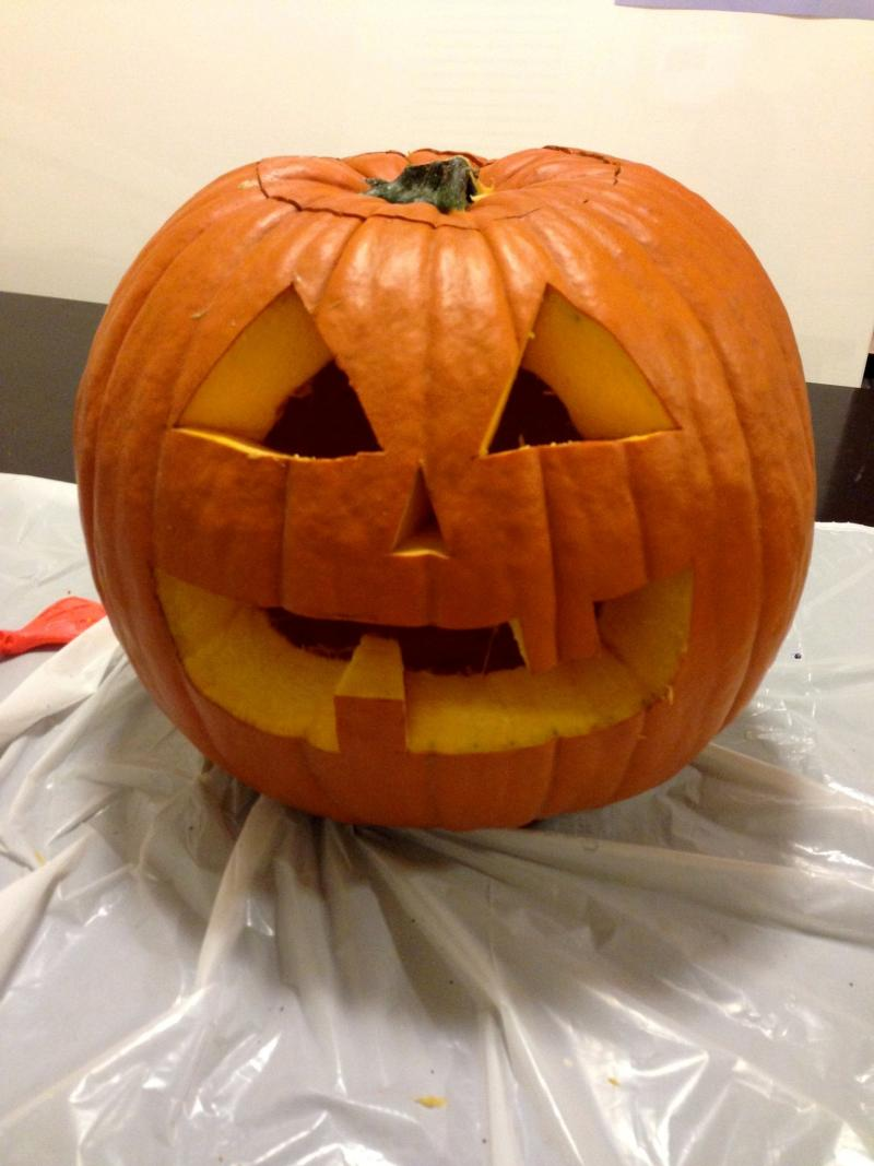 pumpkin carving ideas accounting