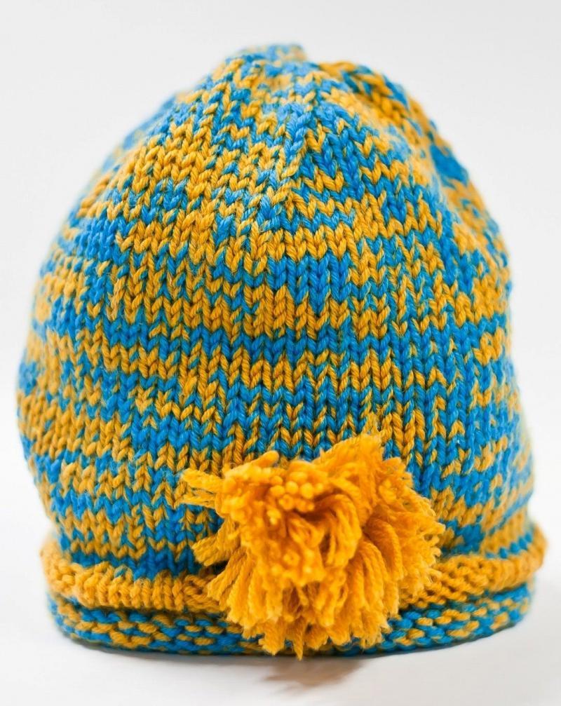 crochet baby hat bulky yarn