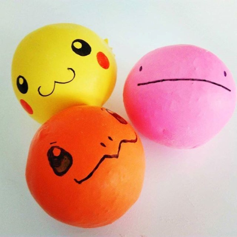 diy stress ball step by step