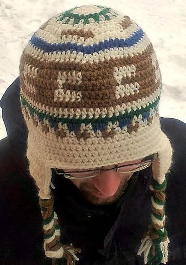 best men's crochet hat pattern