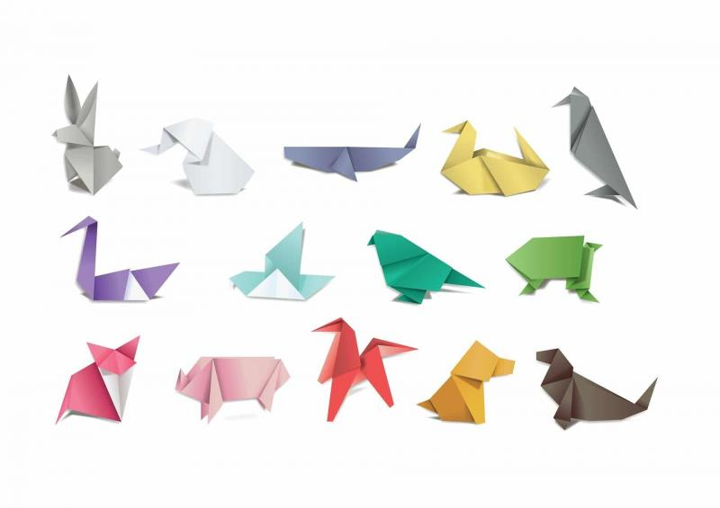 history of origami quest