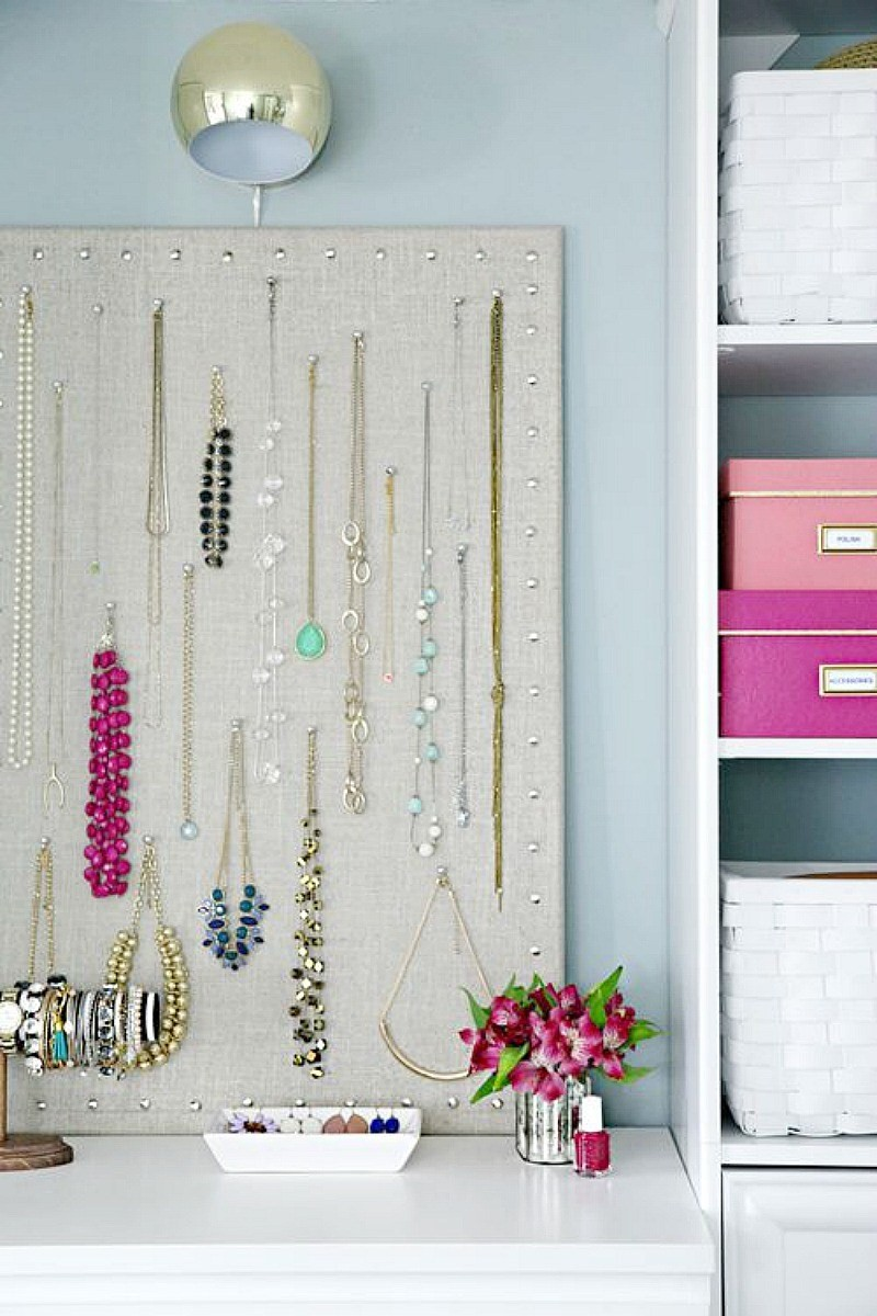diy bulletin board for bedroom
