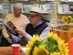 Author Jack Beritzhoff reads from his newly published memoir Sail Away: Journeys of a Merchant Seaman