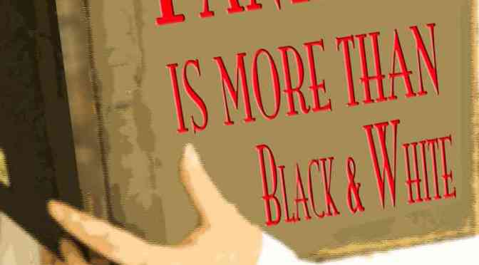 New from K.D. West: Fantasy Is More than Black & White
