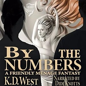 Steamy Sighs! By the Numbers audiobook available