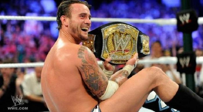 Match Of The Day: CM Punk VS John Cena Money In The Bank 2011 -  StillRealToUs.com