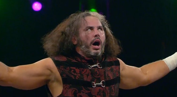 Image result for broken matt hardy