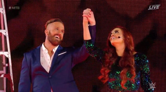 Image result for Mike And Maria Kanellis Make WWE Debut At Money In The Bank