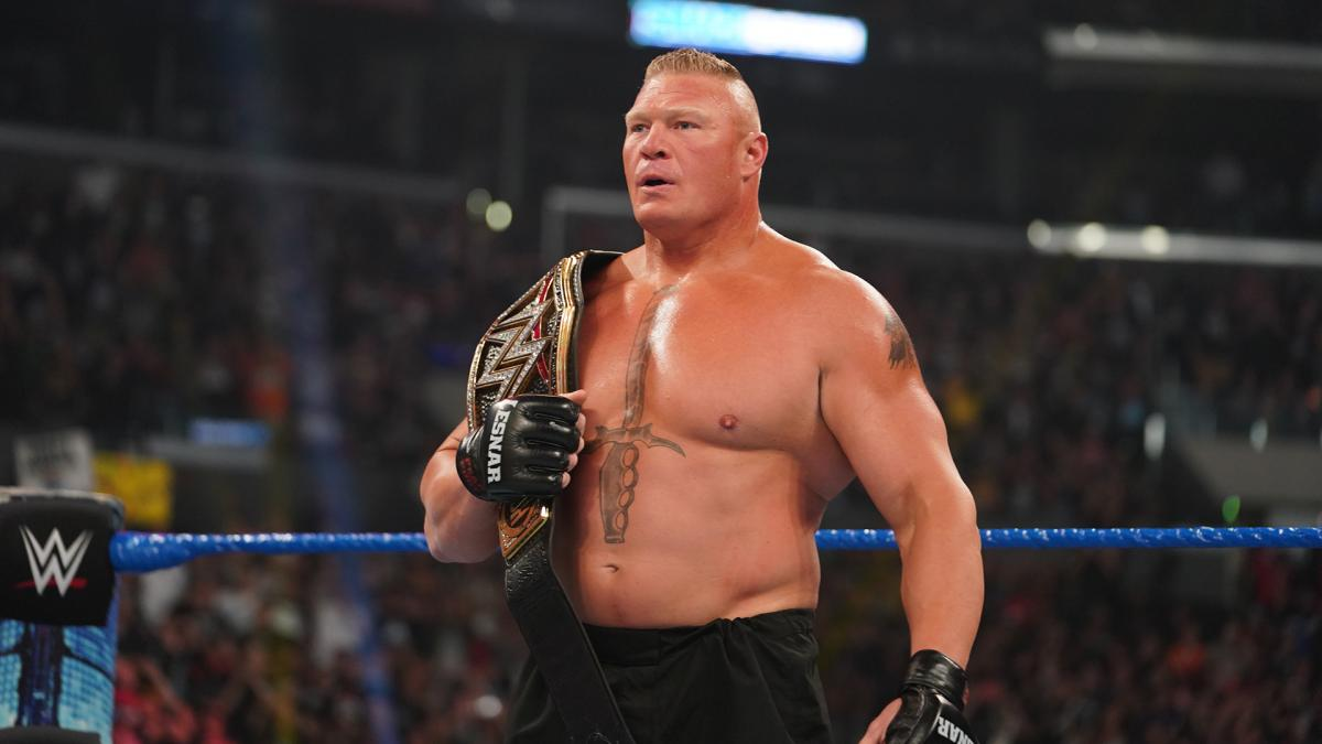 Image result for brock lesnar wwe champion