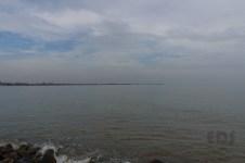 Pantai di Pekalongan.