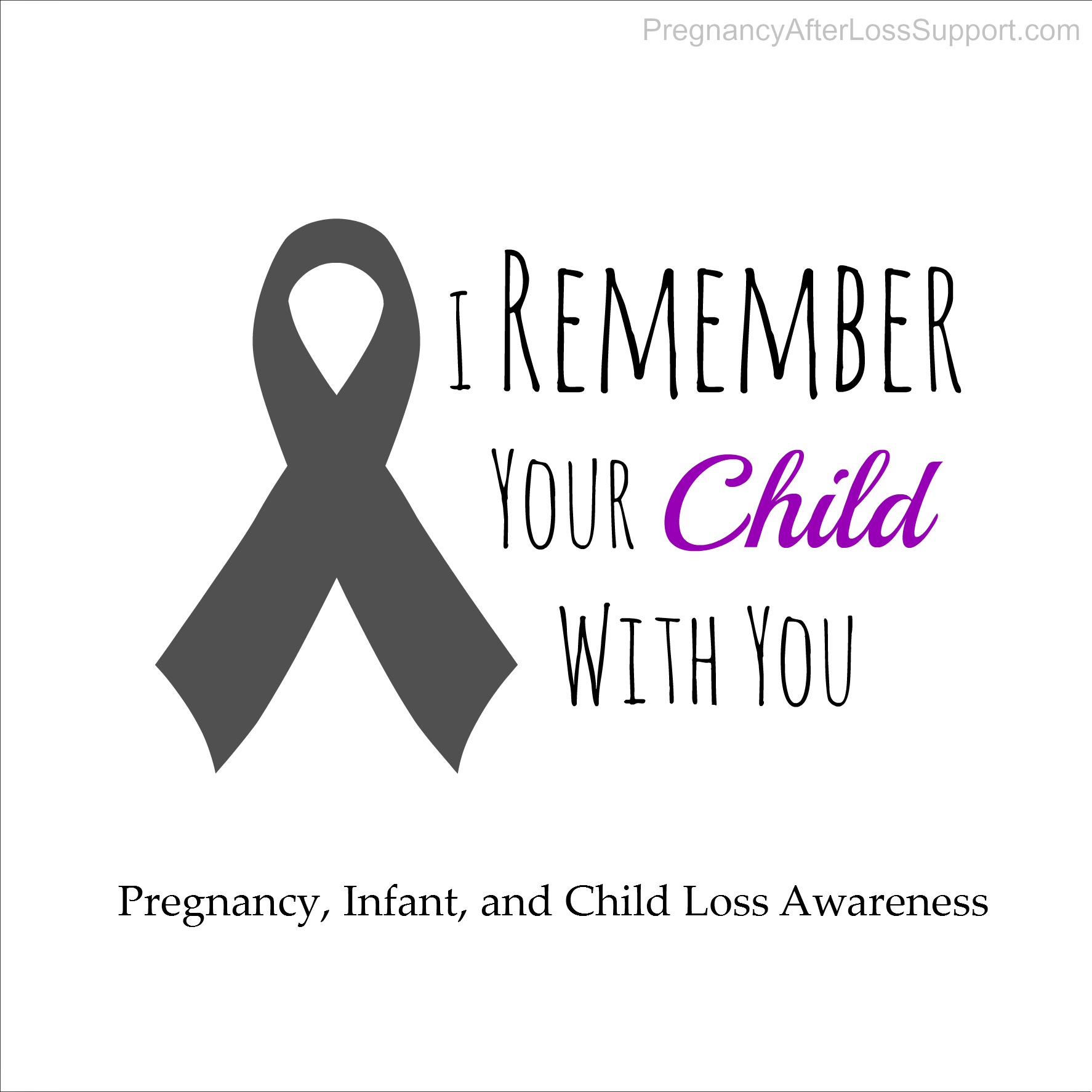 10 Ways To Honor Your Friends Child That Died This October Still