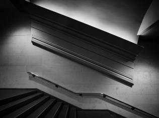 Stairs to Caravaggio