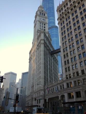 Architecture in Chicago 2
