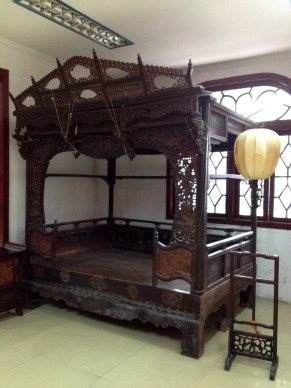 I find this bed to be extremely beautiful and would own it today if it was available.
