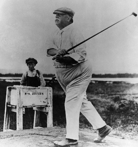 The Legacy Of Political Heavyweight William Howard Taft