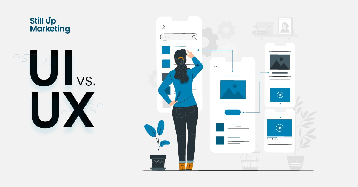 UI vs. UX Design: What's the Difference?