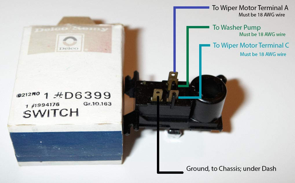 Switch Wiring Diagram On 1967 Camaro Electrical Wiring Diagram