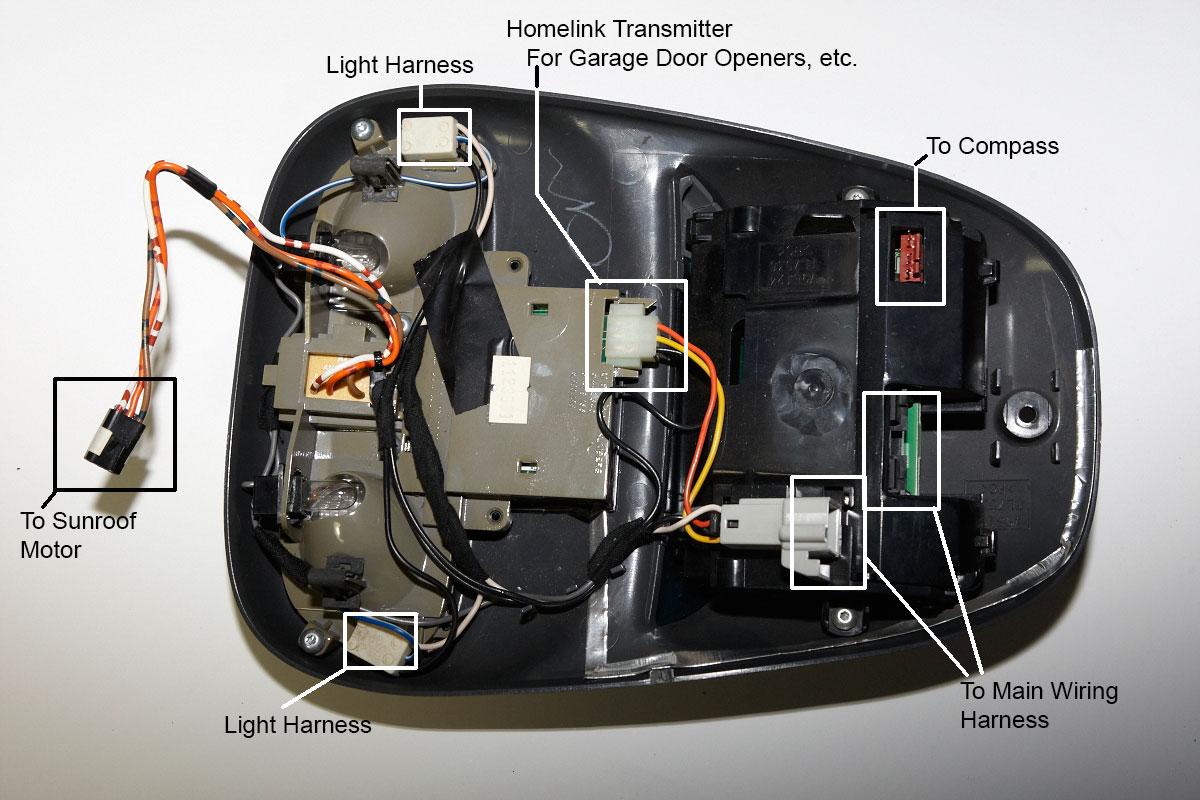 98 gmc jimmy radio wiring diagram 1968 mustang 1999 blazer overhead console