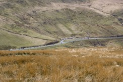 The A470 through the Brecon Beacons