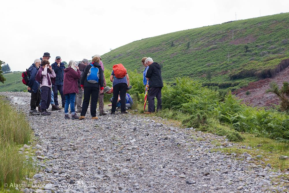 Geology walkers