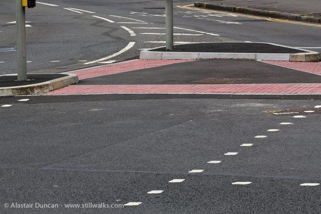 street markings