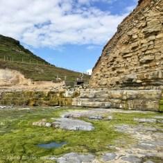 cliff break