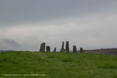 Cairnholy stones
