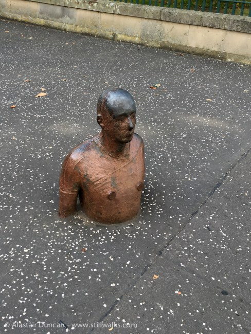 sculpture by Anthony Gormley