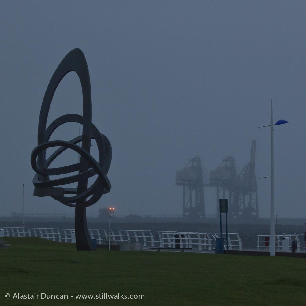 seafront sculpture