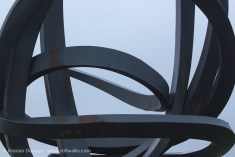 seafront sculpture - detail