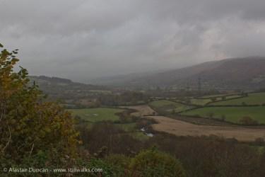 Valley in November