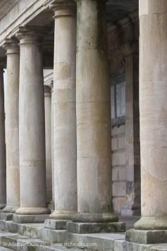 Carmarthen columns