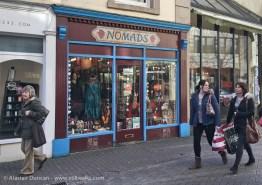 Nomads shop, Carmarthen