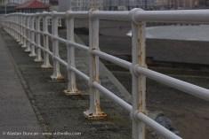 Aberystwyth railings