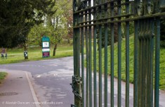 Singleton Park North Entrance