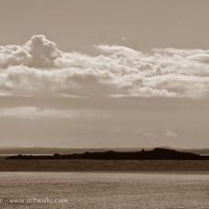 Monochrome Murray's Isles