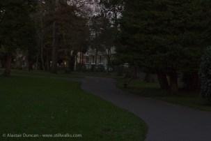 Dark Park 24 - footpath