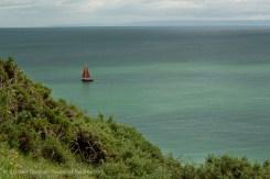 September - Welsh Cliff Path
