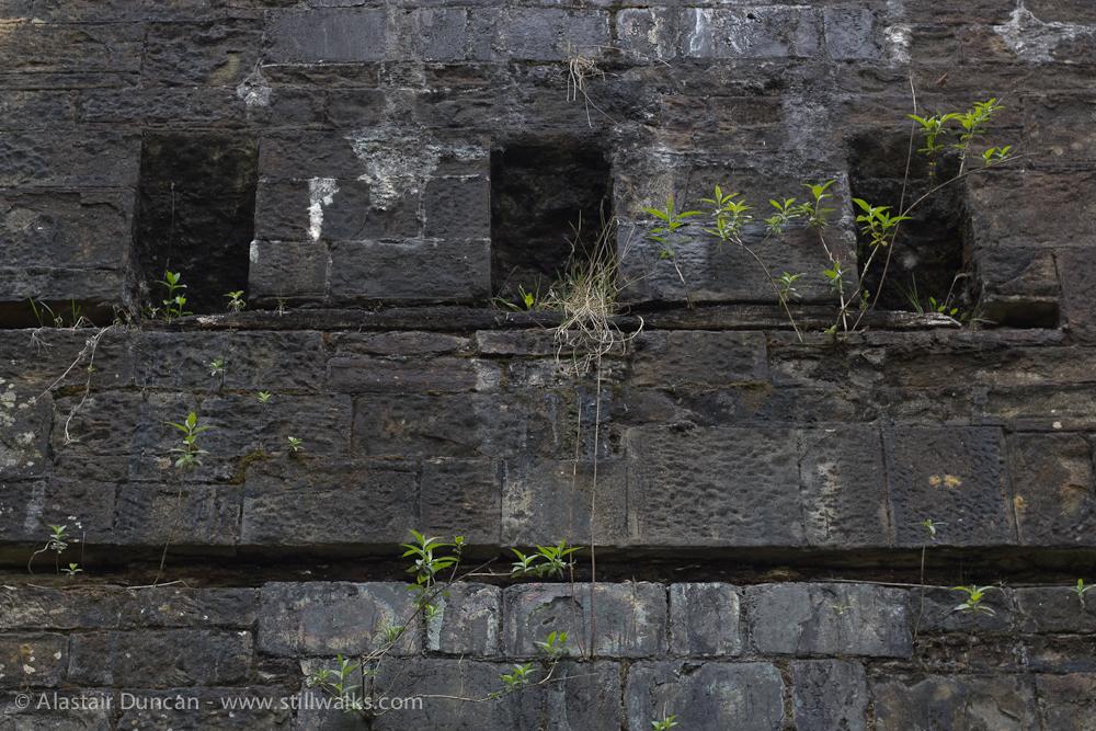 wall recesses