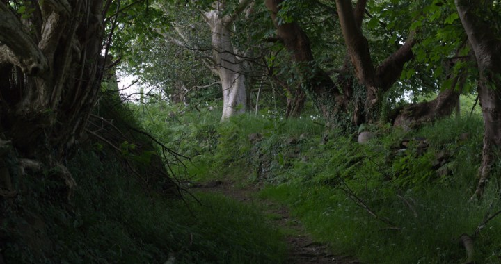 holloway footpath