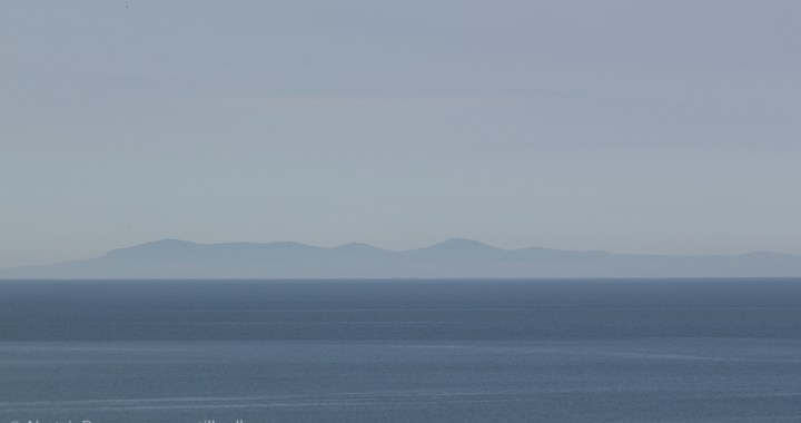 distant Isle of Man