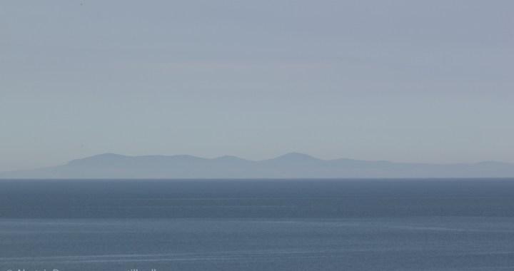 distant Isle of Man